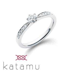 鍛造婚約指輪カタム京都
