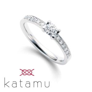 鍛造婚約指輪カタム京都3