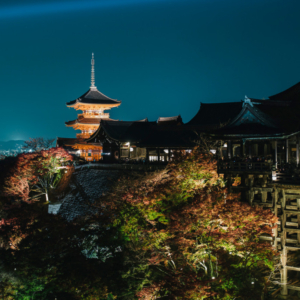 京都のサプライズ清水寺