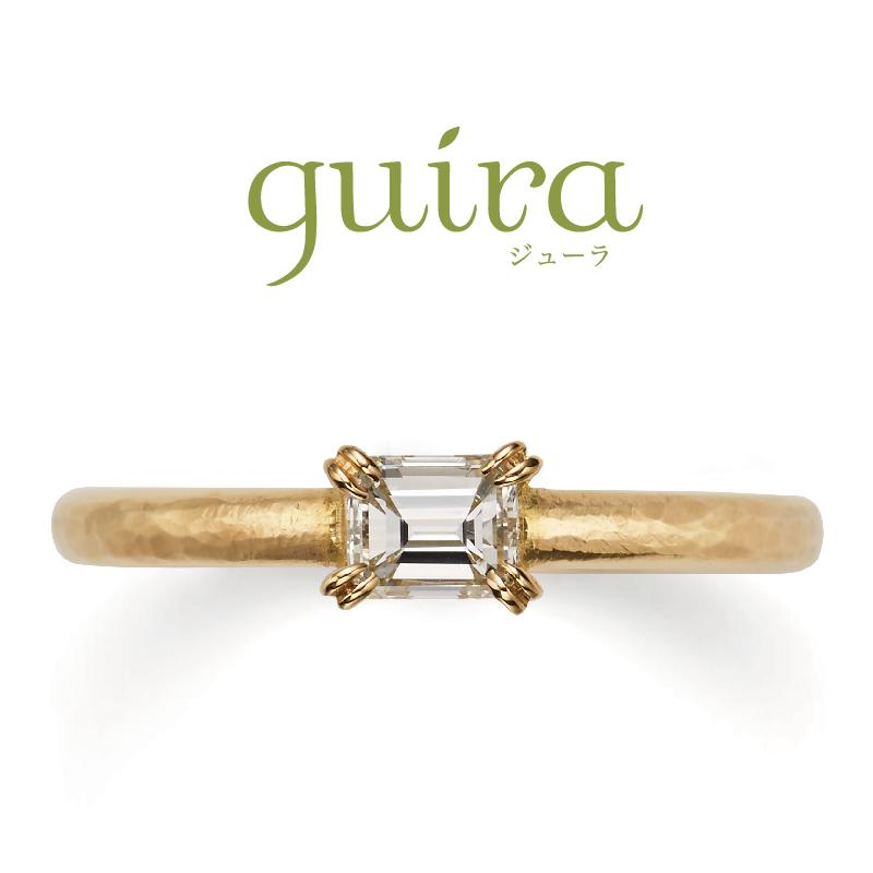 京都でおすすめアンティークブランドジューラの婚約指輪でベチバー