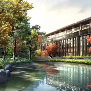 京都のサプライズFOUR SEASONS HOTEL