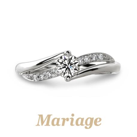 ブライダルパックでお得に婚約指輪が買えるマリアージュエント