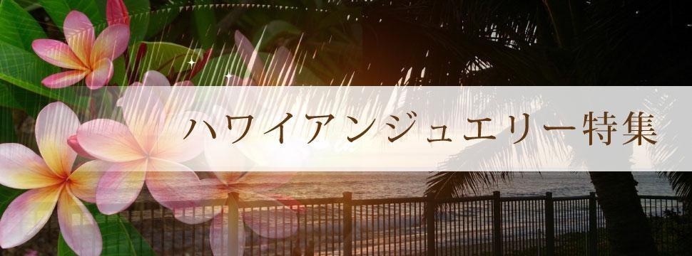 京都のハワイアンジュエリー特集のイメージ