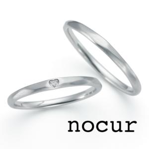 結婚指輪京都安いノクル2