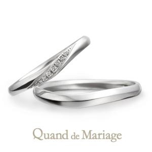 Qマリ ラフィネ 結婚指輪正規取扱店garden京都
