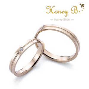 京都ハニーイエローゴールドの結婚指輪 丈夫でお求めし安い鍛造の結婚指輪2