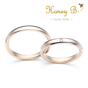 京都ハニーイエローゴールドの結婚指輪 丈夫でお求めし安い鍛造の結婚指輪4