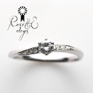 安い婚約指輪ロゼットデイズ京都4