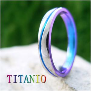 チタンの指輪ティタニオ京都1