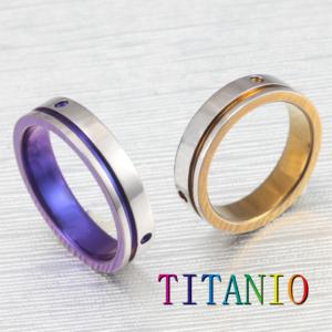 チタンの指輪ティタニオ京都10