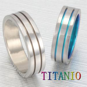 チタンの指輪ティタニオ京都8