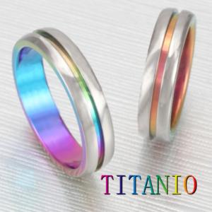 チタンの指輪ティタニオ京都5