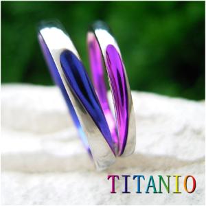 チタンの指輪ティタニオ京都3