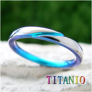 チタンの指輪ティタニオ京都4