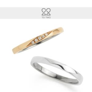 アレルギーフリーチタンの結婚指輪8トゥトゥ
