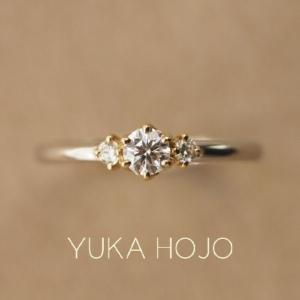 YUKAHOJOの婚約指輪でStory