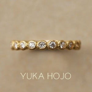 YUKAHOJOの婚約指輪でBloom