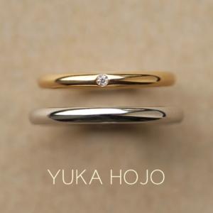 シンプルユカホウジョウ指輪YUKAHOJOリングソウルメイト京都