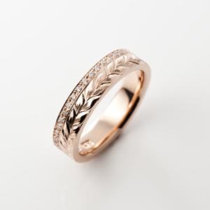 京都MAILE結婚指輪エタニティリング12