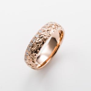 京都MAILE結婚指輪エタニティリング11