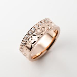 京都MAILE結婚指輪エタニティリング10