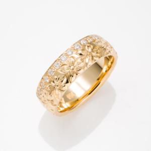 京都MAILE結婚指輪エタニティリング9