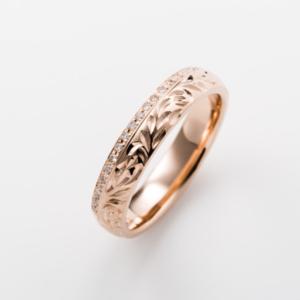 京都MAILE結婚指輪エタニティリング7