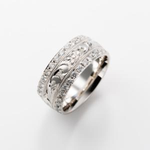 京都MAILE結婚指輪エタニティリング5