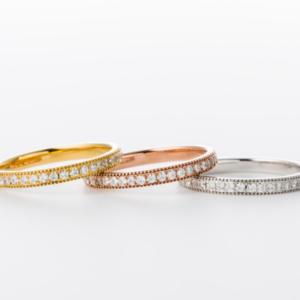 京都MAILE結婚指輪エタニティリング2