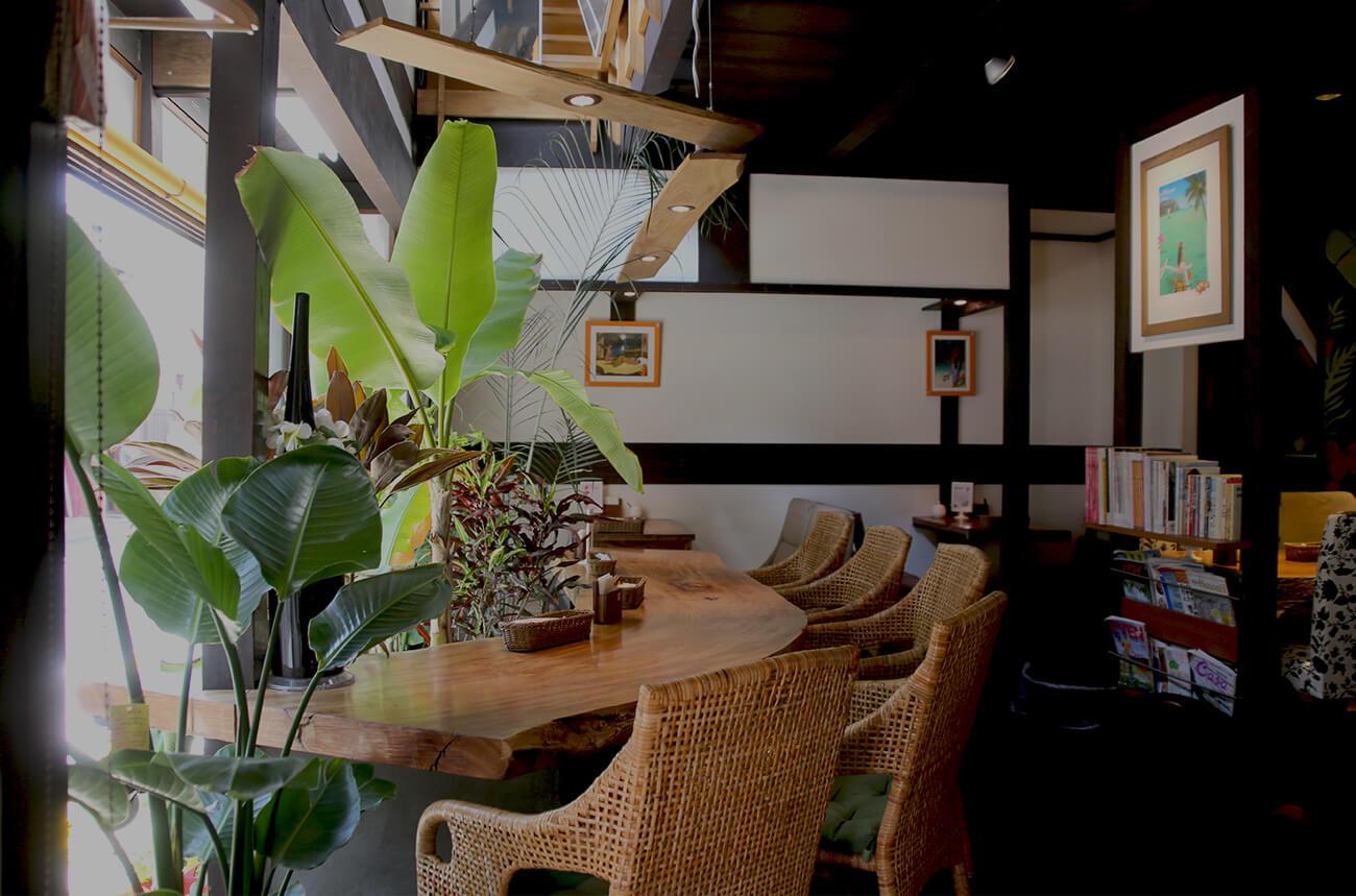 京都でおすすめのハワイアンレストランでフクミミ