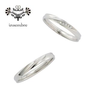 京都インセンブレ【インセンブレ】の結婚指輪 丈夫でお求めし安い鍛造の結婚指輪