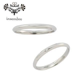 京都インセンブレ【インセンブレ】の結婚指輪 丈夫でお求めし安い鍛造の結婚指輪1