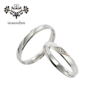 京都インセンブレ【インセンブレ】の結婚指輪 丈夫でお求めし安い鍛造の結婚指輪3