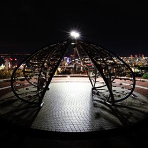 京都のサプライズビーナスブリッジ