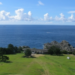 京都のサプライズ本州最南端串本 潮岬