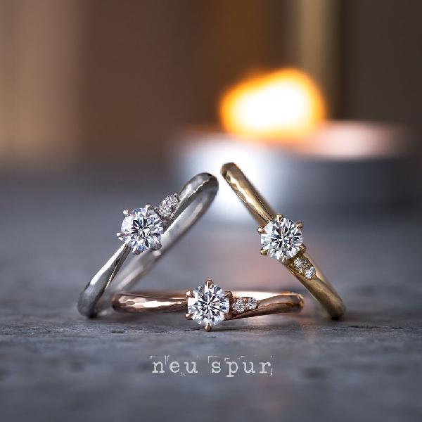 京都でおすすめのアンティークな婚約指輪でえーれん