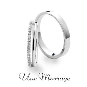 京都UneMariage結婚指輪Debuter(デビュテ)正規取扱店