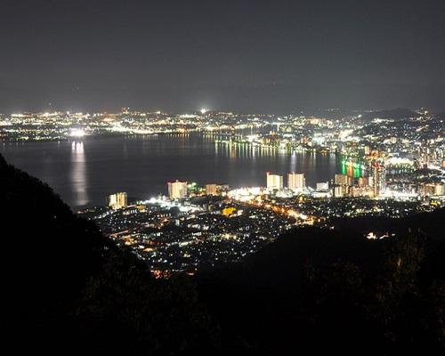 滋賀でオススメのプロポーズスポットといえば比叡山ドライブウェイ