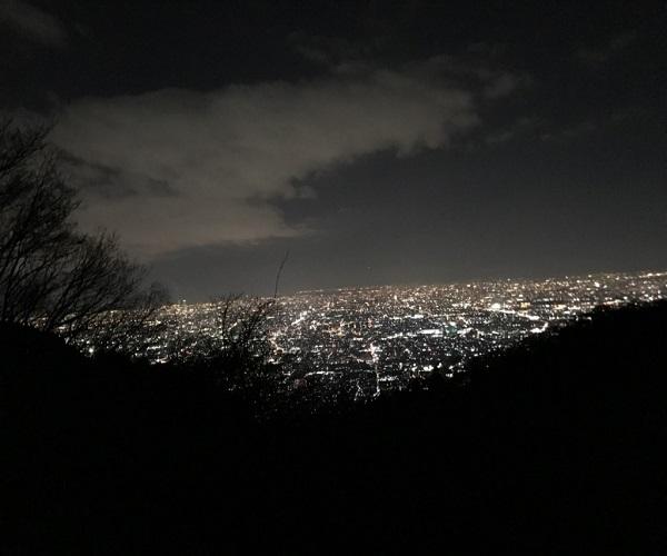 奈良でオススメのプロポーズスポットといえば生駒山