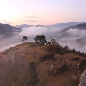 京都のサプライズ竹田城跡