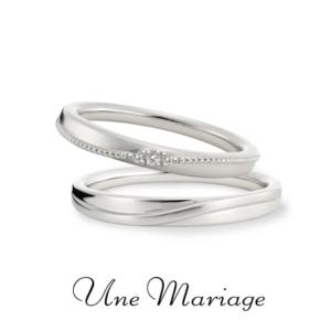 京都UneMariage結婚指輪Rencontre de Destin(ランコンドル デ デスタン)正規取扱店
