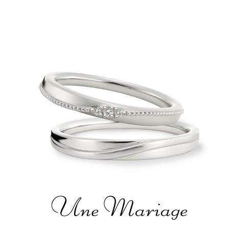 京都でおすすめのアンティークな結婚指輪でアンマリアージュのランコンドルデデスタン