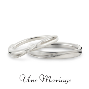 京都UneMariage結婚指輪Lapin de mois(ラパン デ モワ)正規取扱店