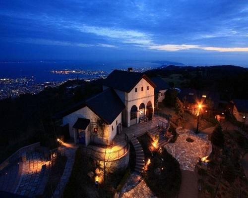 神戸でオススメのプロポーズスポットといえば六甲ガーデンテラス