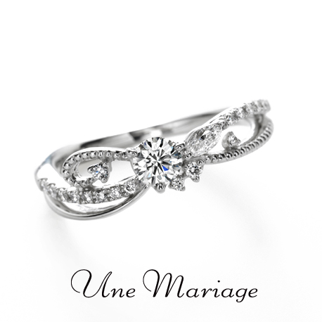 京都でおすすめのアンティークな婚約指輪でアンマリアージュのル・モンドゥデュレーヴ