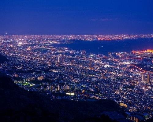 神戸でオススメのプロポーズスポットといえば摩耶山 掬星台