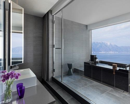 滋賀でオススメのプロポーズスポットといえば琵琶湖マリオットホテル