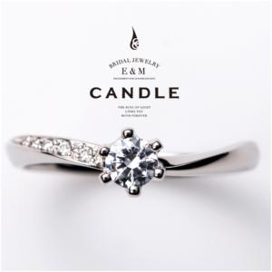 シンプル指輪フローティングの婚約指輪正規取扱店garden京都