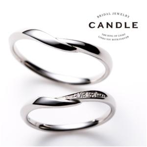 シンプル指輪フローティングの結婚指輪正規取扱店garden京都