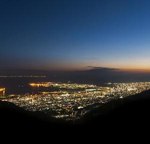 京都のサプライズ六甲山